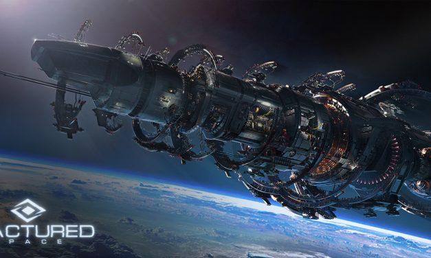Svemirska MOBA, Fractured Space, besplatna za sve
