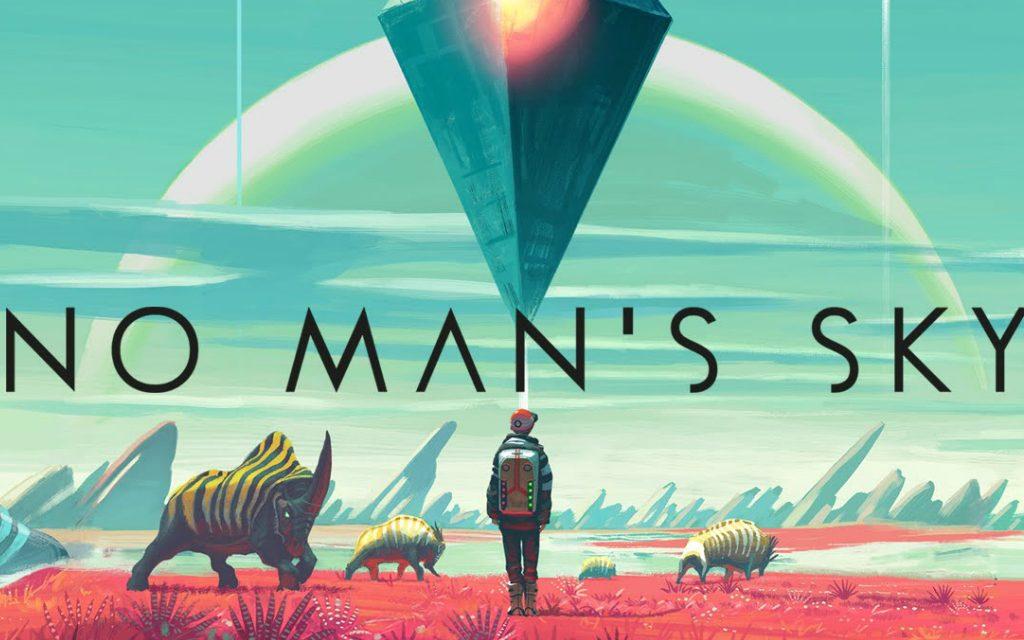 No Man's Sky Opis (PS4)