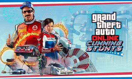 Izašao GTA Online: Stunt race creator
