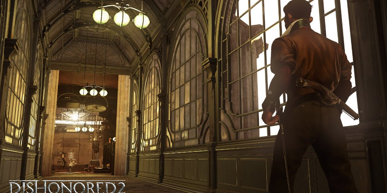 GAMESCOM: Dishonored 2 Gameplay