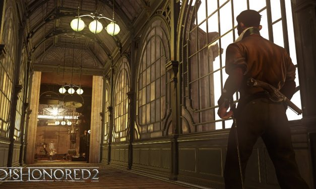 GAMESCOM: Dishonored 2 Gameplay