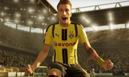GAMESCOM: FIFA 17 Trejler i Gameplay