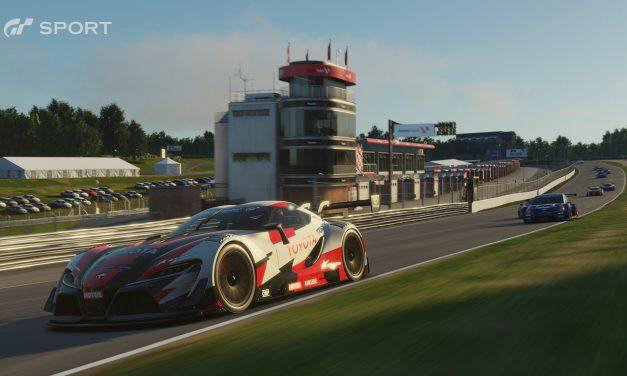 Gran Turismo Sport odložen za 2017. godinu