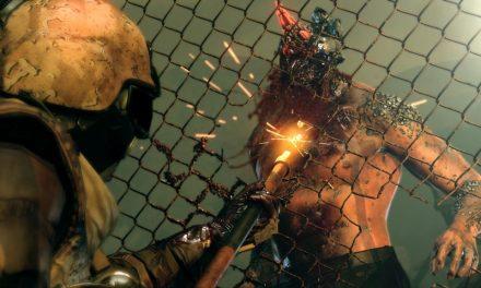 GAMESCOM: Metal Gear Survive Trejler