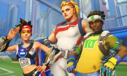 Overwatch ide na Olimpijske igre