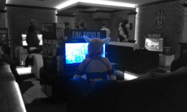 Bili smo na promociji Final Fantasy XV u Beogradu
