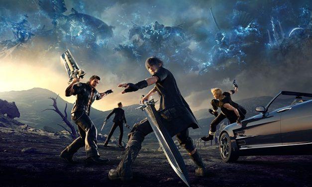 Final Fantasy XV Launch trejler