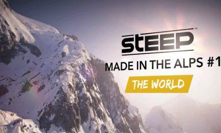 Steep: Made in Alps  stvaranje igre