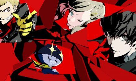 Persona 5 Story Trejler