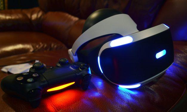 PLAYSTATION VR kompatibilan sa YOUTUBE VR