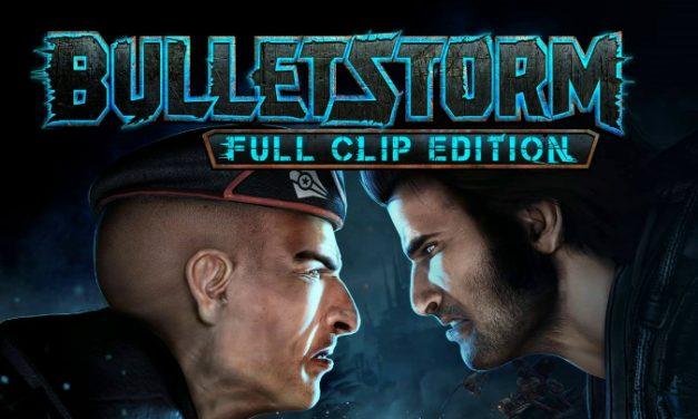BULLETSTORM: FULL CLIP EDITION story trejler
