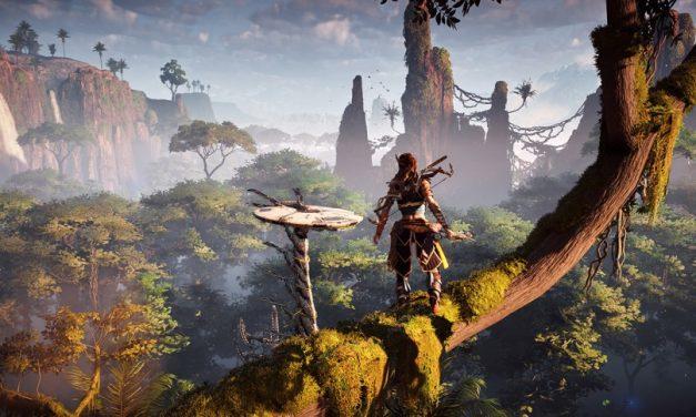 "GERRILLA GAMES tvrde: ,,Horizon Zero Dawn nema downgrade"""