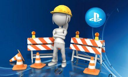 PLAYSTATION NETWORK održavanje