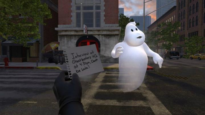 Ghostbusters izašao za Playstation VR