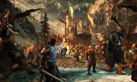 WARNER BROS GAMES predstavio prvi gameplay za MIDDLE-EARTH SHADOW OF WAR