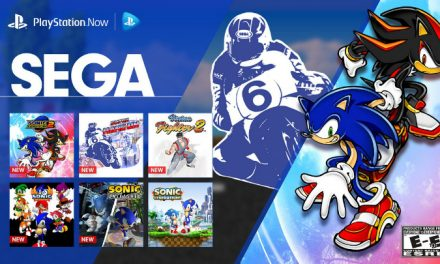 Playstation Now: dodata Sega kolekcija
