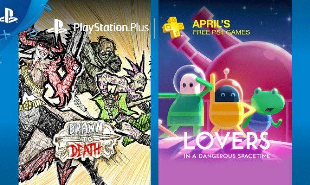 Playstation Plus besplatne igre za april