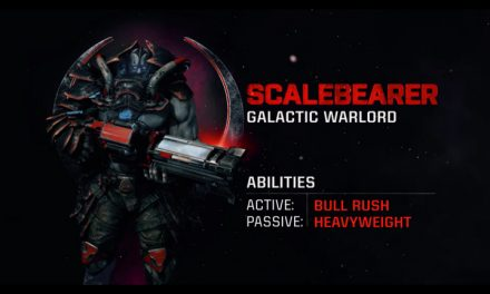 Quake Champions dobija novog lika Scalebearer