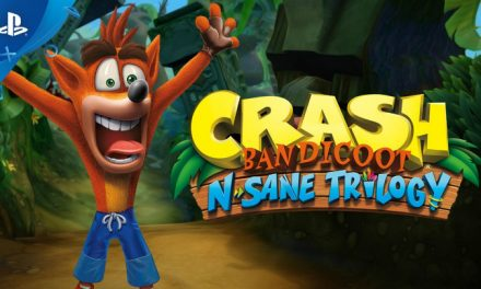 Crash Bandicoot N. Sane Trilogy novi gameplay