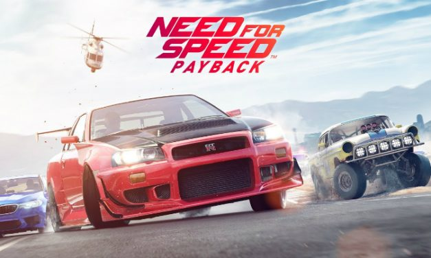 Need for Speed Payback novi trejler