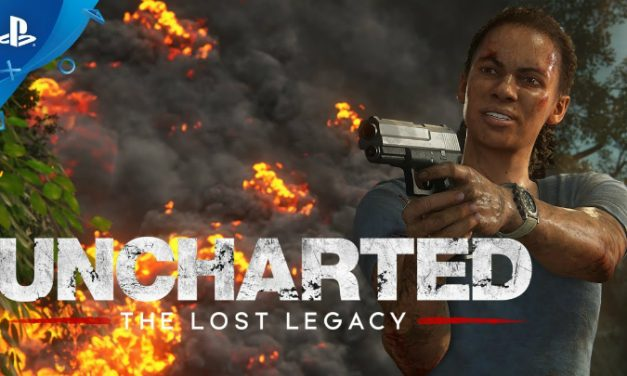 Uncharted: The Lost Legacy novi gameplay