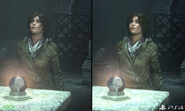 Rise of the Tomb Raider: Xbox One X vs PS4 Pro poređenje
