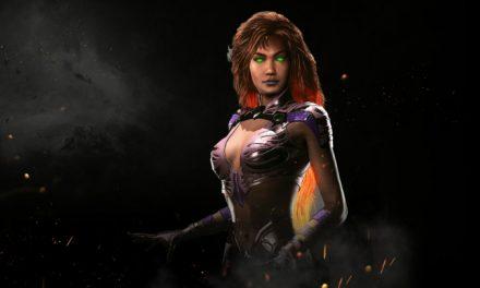 Injustice 2 dobija novog lika Starfire