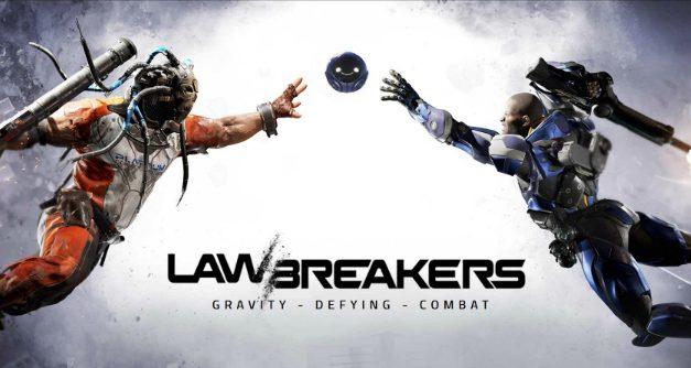 LawBreakers besplatan ovog vikenda