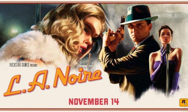 L.A. Noire objavljen 4K trejler