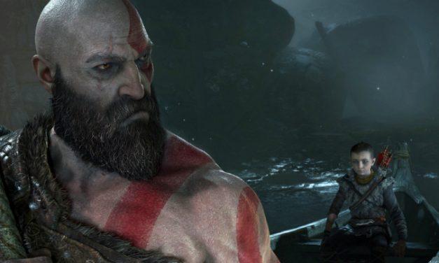 God of War novi gameplay tokom Paris Games Week