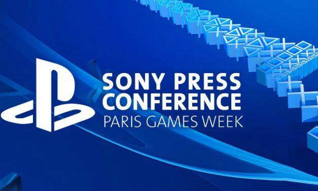 Velike najave igara tokom Paris Game Week od strane Sonija
