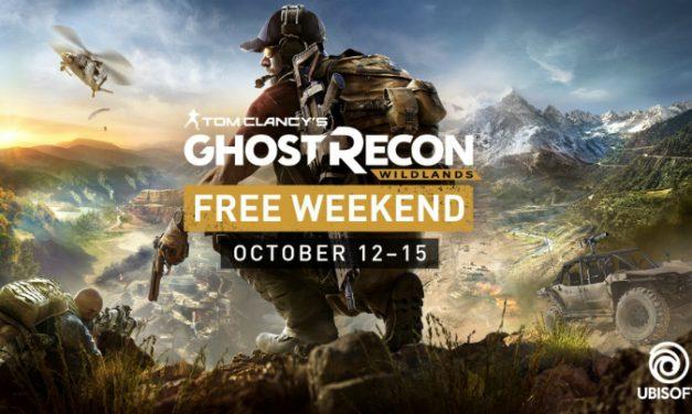 Ghost Recon: Wildlands besplatan ovog vikenda