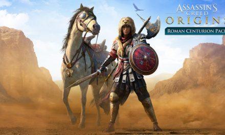Assassin's Creed Origins ekspanzija Roman Centurion Pack