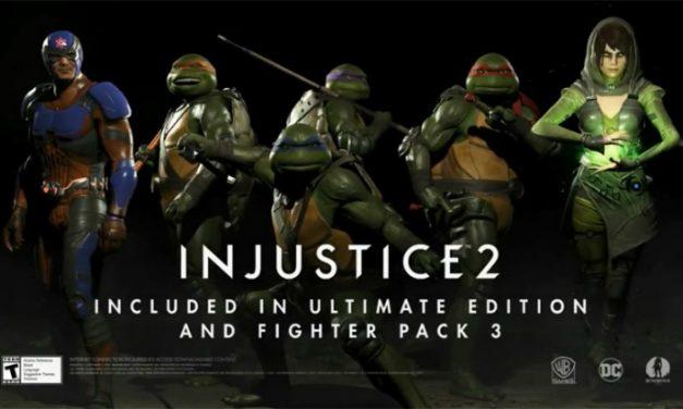 Injustice 2 stižu novi borci – Fighter Pack 3
