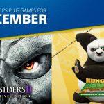 PS Plus besplatne igre za Decembar