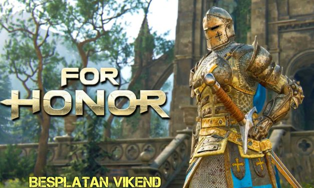 For Honor besplatan vikend