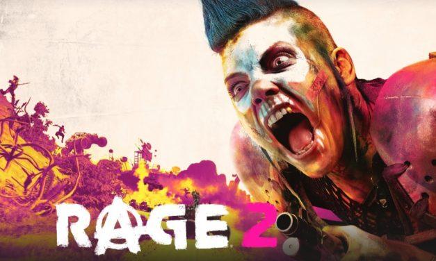 Rage 2 zvanično najavljen novim trejlerom