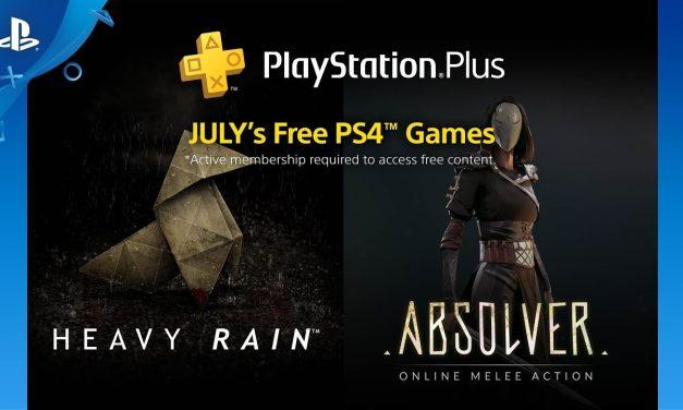 Playstation Plus igre za Jul