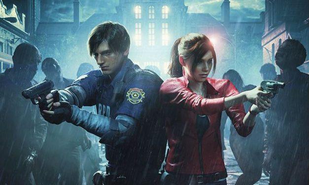 Resident Evil 2: novi PS4 gameplay