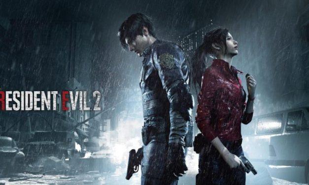 Resident Evil 2: novi PS4 Pro Gameplay
