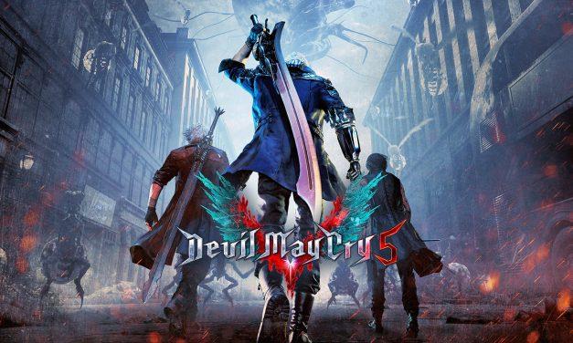 Devil May Cry 5 izlazi u martu naredne godine
