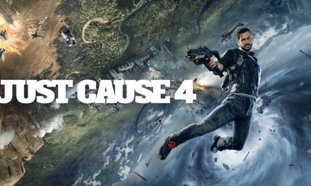Just Cause 4 dobio novi Gameplay video