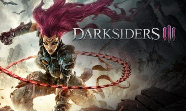 Darksiders III novi trejler