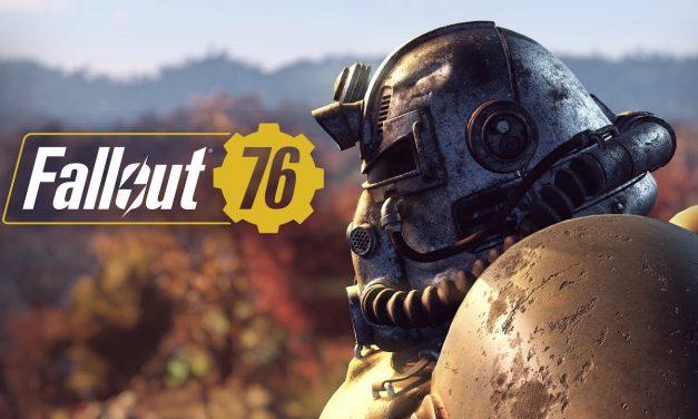 Fallout 76: stigao prvi gameplay