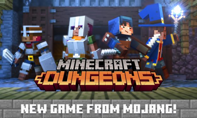 Minecraft: Dungeons najavljen za PC