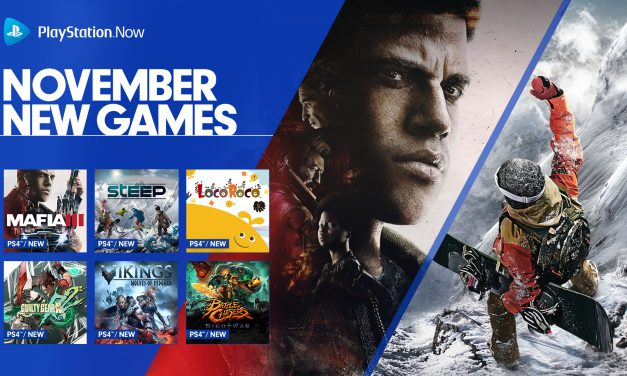 PlayStation Now: dodati novi naslovi