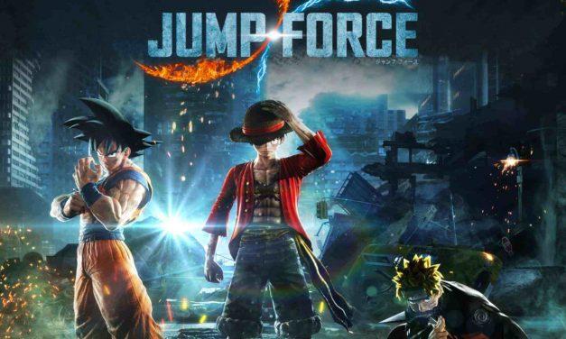 Jump Force dobio novi trejler