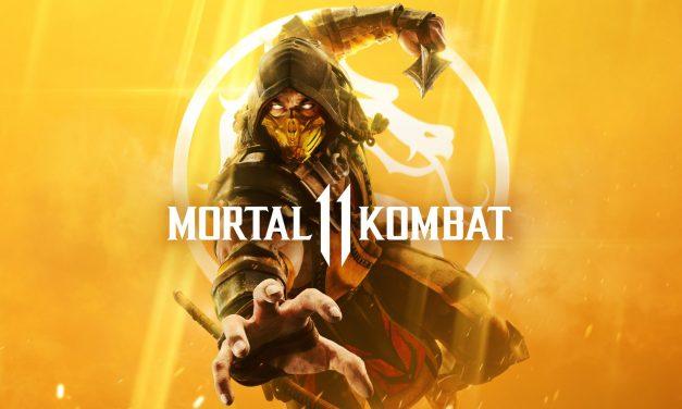 Objavljen story trejler za Mortal Kombat 11