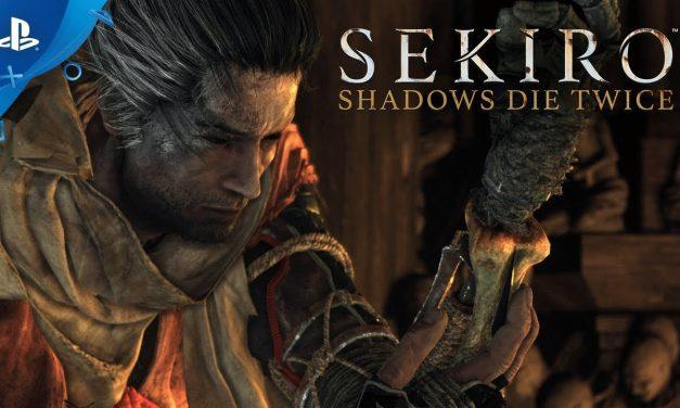 Sekiro: Shadows Die Twice novi trejler