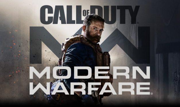 Najavljen Call of Duty: Modern Warfare